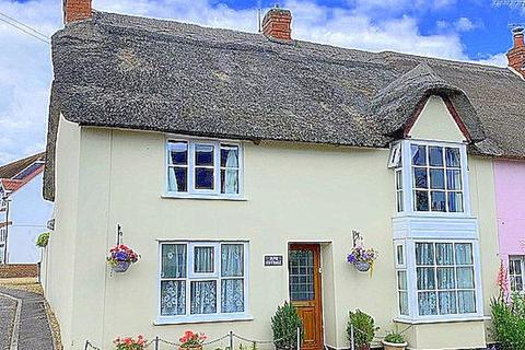 3 bedroom end of terrace house - June Cottage, The Street, Charmouth DT6 6QH