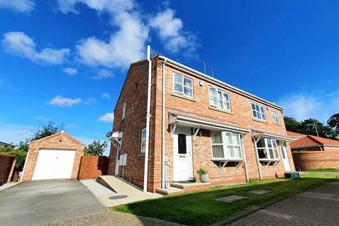 3 bedroom semi-detached house for sale - Forge Court, Thorngumbald