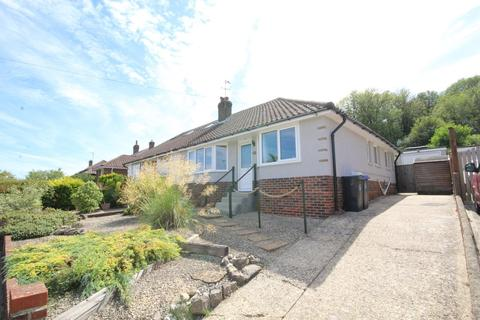 2 bedroom semi-detached bungalow for sale - Parham Road, Findon Valley, Worthing BN14 0BL