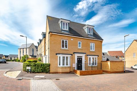 4 bedroom detached house for sale - Hanslope Close, Papworth Everard