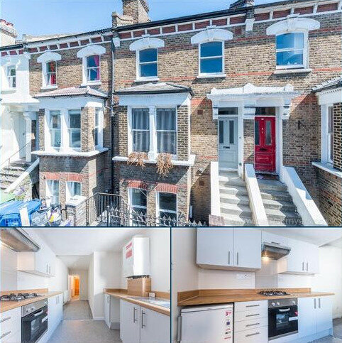 1 bedroom flat to rent - Bawdale Road, East Dulwich