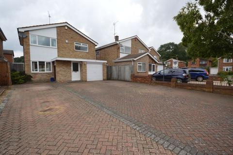3 bedroom detached house for sale - Brompton Close, Luton