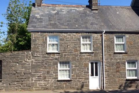2 bedroom semi-detached house for sale - The Terrace, Bronant, Aberystwyth, Ceredigion, SY23