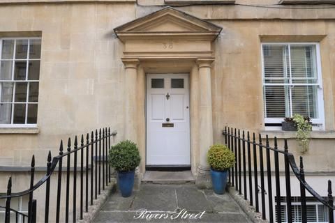 Studio to rent - Rivers Street, Bath