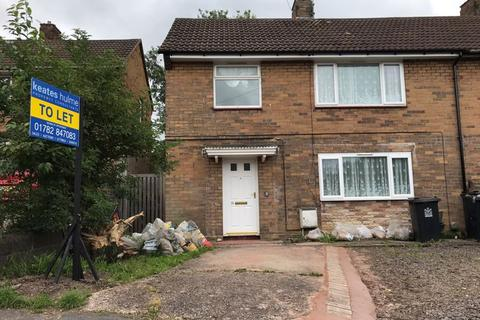 3 bedroom semi-detached house to rent - Victoria Avenue, Stoke-On-Trent