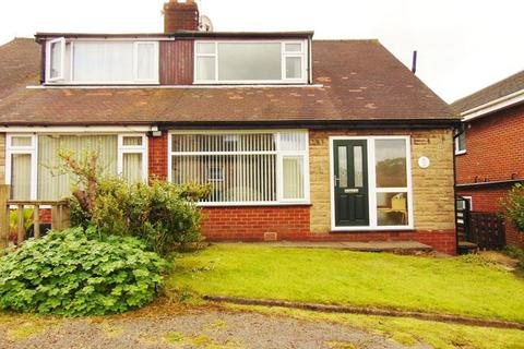 2 bedroom semi-detached bungalow for sale - 24 Den Lane, Springhead, Oldham