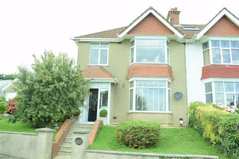 3 bedroom semi-detached house for sale - Lon Bedwen, Sketty