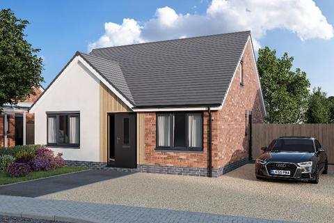 4 bedroom detached bungalow for sale - High View Homes, Llwyn Road, Oswestry