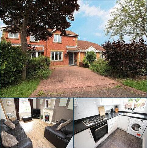 3 bedroom terraced house for sale - Ashley Close, Killingworth, Newcastle Upon Tyne