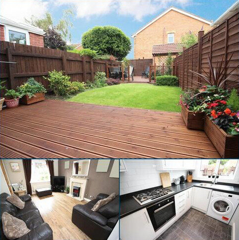 3 bedroom terraced house for sale - Ashley Close, Killingworth, Newcastle Upon Tyne