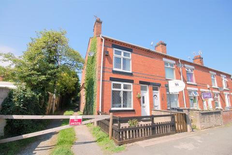 3 bedroom end of terrace house for sale - Stoneley Road, Crewe