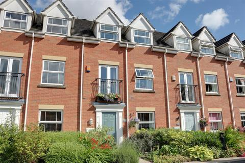 4 bedroom townhouse for sale - Moreton Place, Scholar Green, Stoke-On-Trent