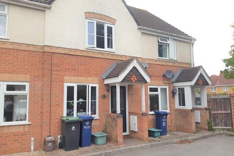 2 bedroom terraced house to rent - Cloverfields, Gillingham