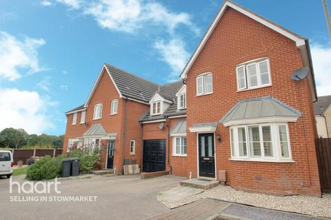 4 bedroom semi-detached house for sale - Dotterel Way, Stowmarket
