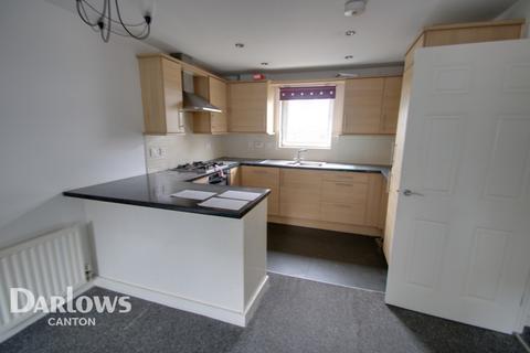 2 bedroom flat for sale - Burford Gardens, Cardiff