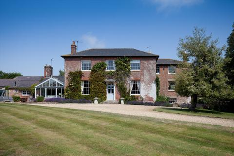 6 bedroom farm house for sale - Manor Farmhouse, Manor Road, Gussage St. Michael, Wimborne, BH21
