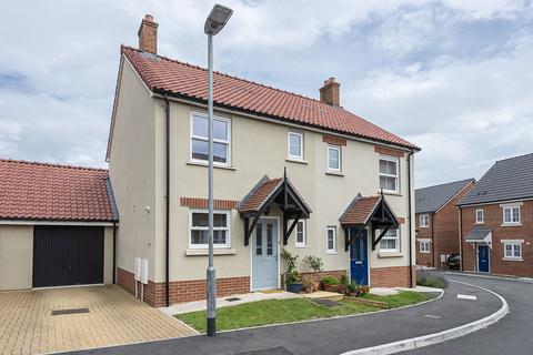 2 bedroom house for sale - Lion Drive, Milborne Port, Sherborne, Dorset, DT9