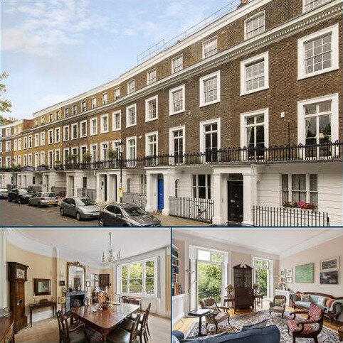 5 bedroom terraced house for sale - Ladbroke Square, London, W11