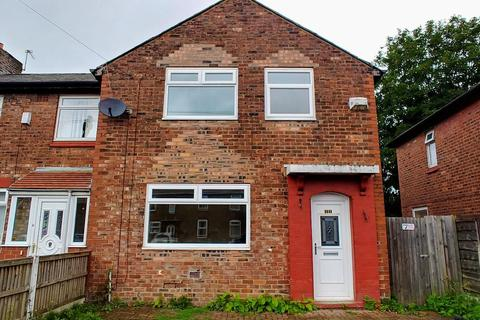 3 bedroom end of terrace house for sale - Anson Street, Eccles, Manchester M30