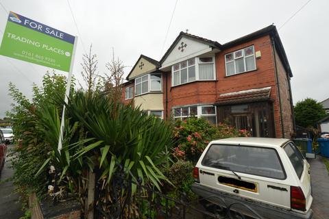 3 bedroom semi-detached house for sale - Marlborough Rd, Stretford, M32