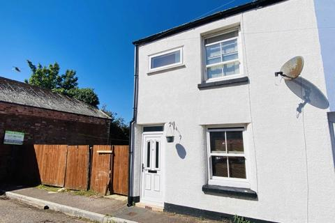 2 bedroom end of terrace house for sale - Victoria Place, Exmouth