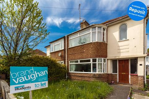 3 bedroom semi-detached house to rent - Lower Bevendean Avenue, Brighton, East Sussex, BN2