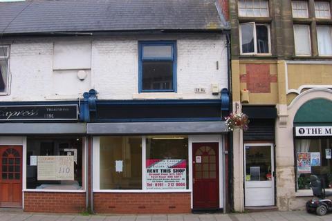 Retail property (high street) to rent - 108 High Street, Wallsend, Newcastle upon Tyne NE28 8HY