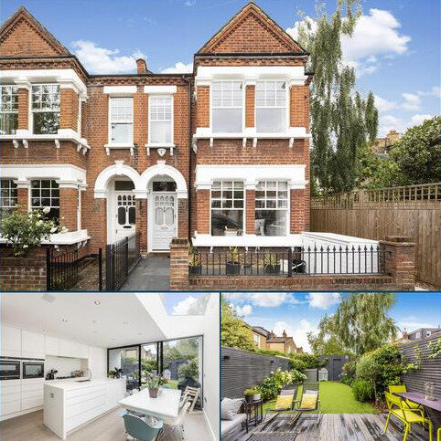 5 bedroom semi-detached house for sale - Rectory Road, London, SW13