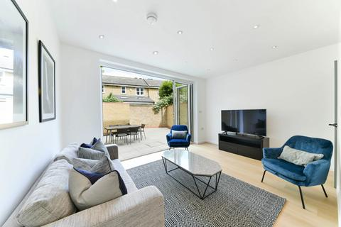 4 bedroom townhouse for sale - Three Colt Street, Limehouse, London, E14