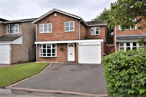 4 bedroom detached house for sale - Ullenhall Road, Knowle, Solihull, B93 9JD