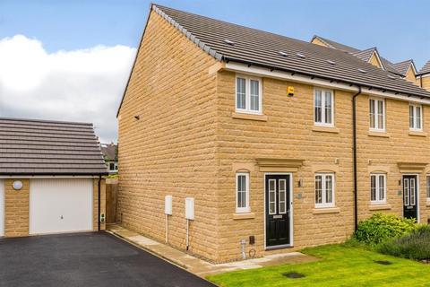 3 bedroom semi-detached house for sale - Mill Holme Fold, Apperley Bridge, BD10