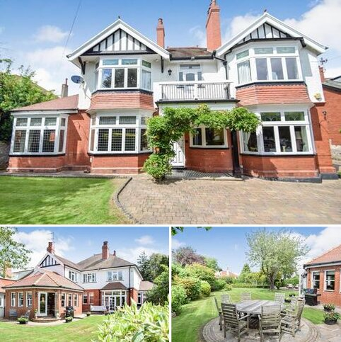 5 bedroom detached house for sale - Ebberston Road West, Rhos on Sea