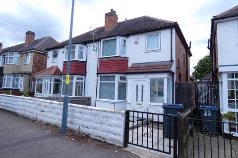 3 bedroom semi-detached house for sale - Coombe Road, Handsworth Wood