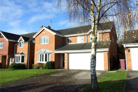 4 bedroom detached house for sale - The Croft, Shirland
