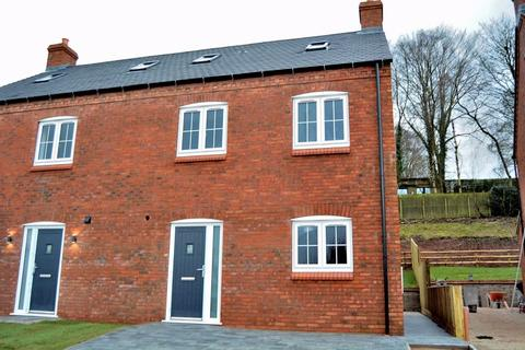 4 bedroom semi-detached house for sale - Jason Court, Leek