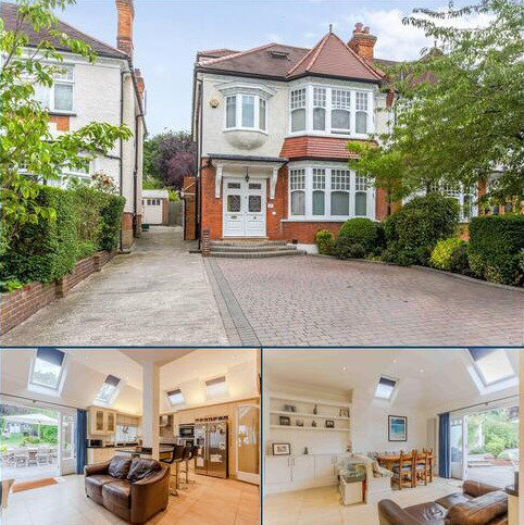 5 bedroom semi-detached house for sale - Monkhams Avenue, Woodford Green, Essex, IG8