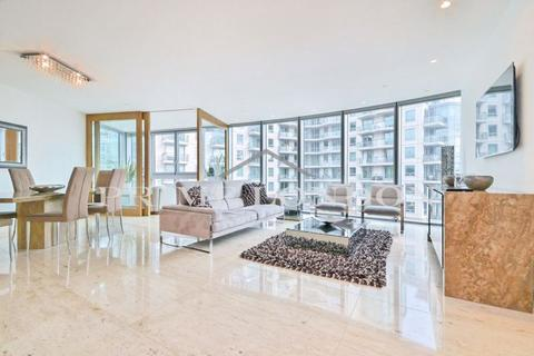 2 bedroom apartment to rent - The Tower, One St George Wharf, Nine Elms