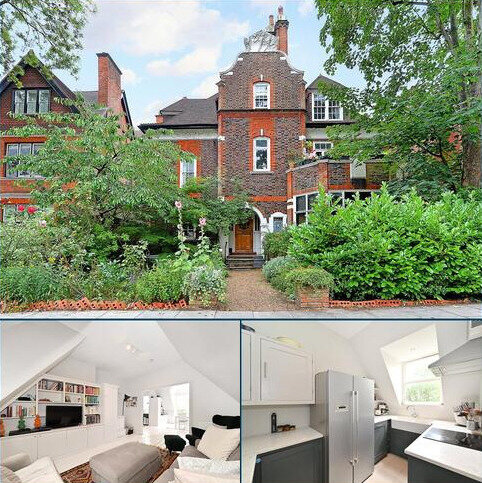 3 bedroom flat for sale - Lindfield Gardens, London, NW3
