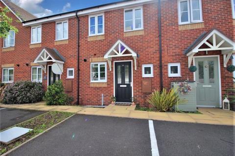 2 bedroom terraced house for sale - Rowhurst Crescent, Stoke-On-Trent
