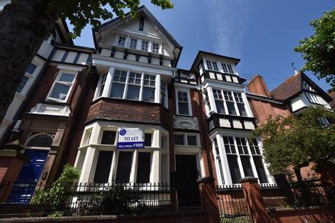 Studio to rent - St. James Road, Off London Road, Leicester, LE2