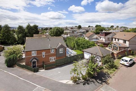 4 bedroom detached house for sale - Cheriswood Avenue, Exmouth
