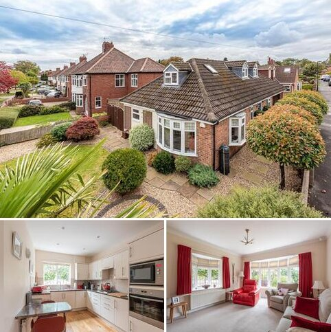 3 bedroom detached house for sale - Newlands Drive, York, YO26 5PQ