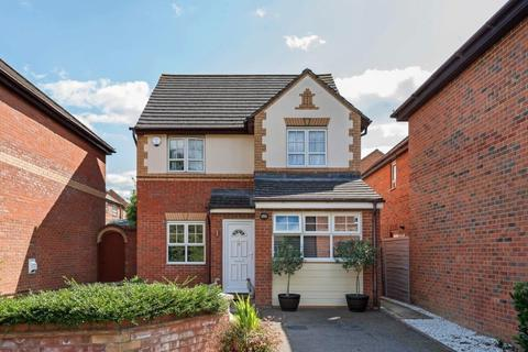 3 bedroom detached house for sale - Asgard Drive, Bedford, MK41