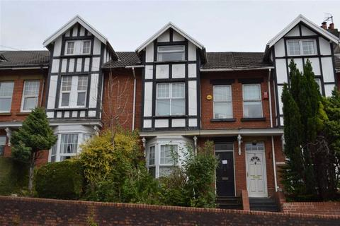 4 bedroom townhouse for sale - Vivian Road, Sketty, Swansea