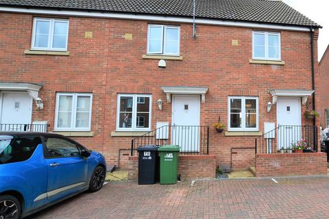 2 bedroom end of terrace house for sale - Dairy Way, Gaywood,