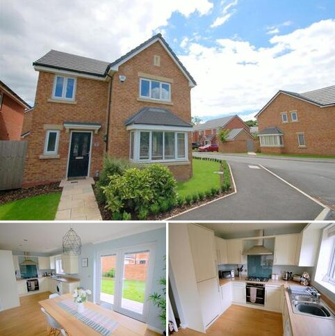 4 bedroom detached house for sale - Williams Drive, Shavington, Crewe