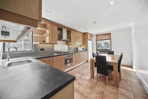 4 bedroom terraced house to rent - Burrows Road, Kensal Rise, London