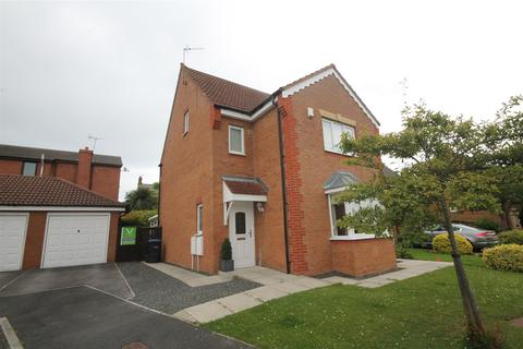 4 bedroom detached house for sale - Larmouth Court, Willington