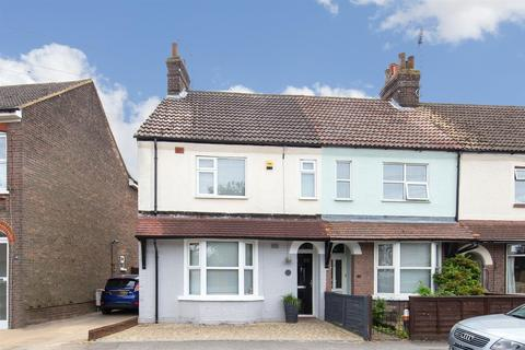 2 bedroom end of terrace house for sale - Downs Road, Dunstable, Bedfordshire