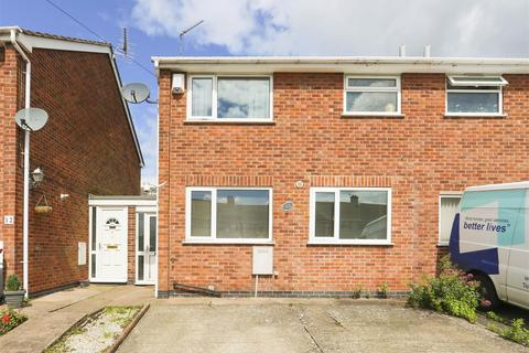 3 bedroom semi-detached house for sale - Babbacombe Way, Hucknall, Nottinghamshire, NG15 6NW